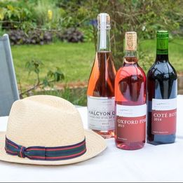 Photo of a selection of Bothy wines